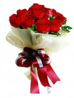 12 Red Roses Mod About You
